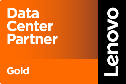 Lenovo Data Centre Gold Partner