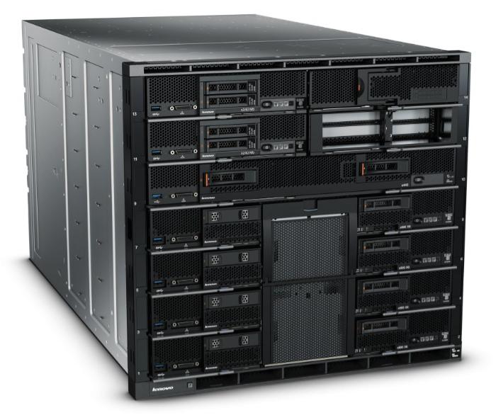 Lenovo Flex Blade Server
