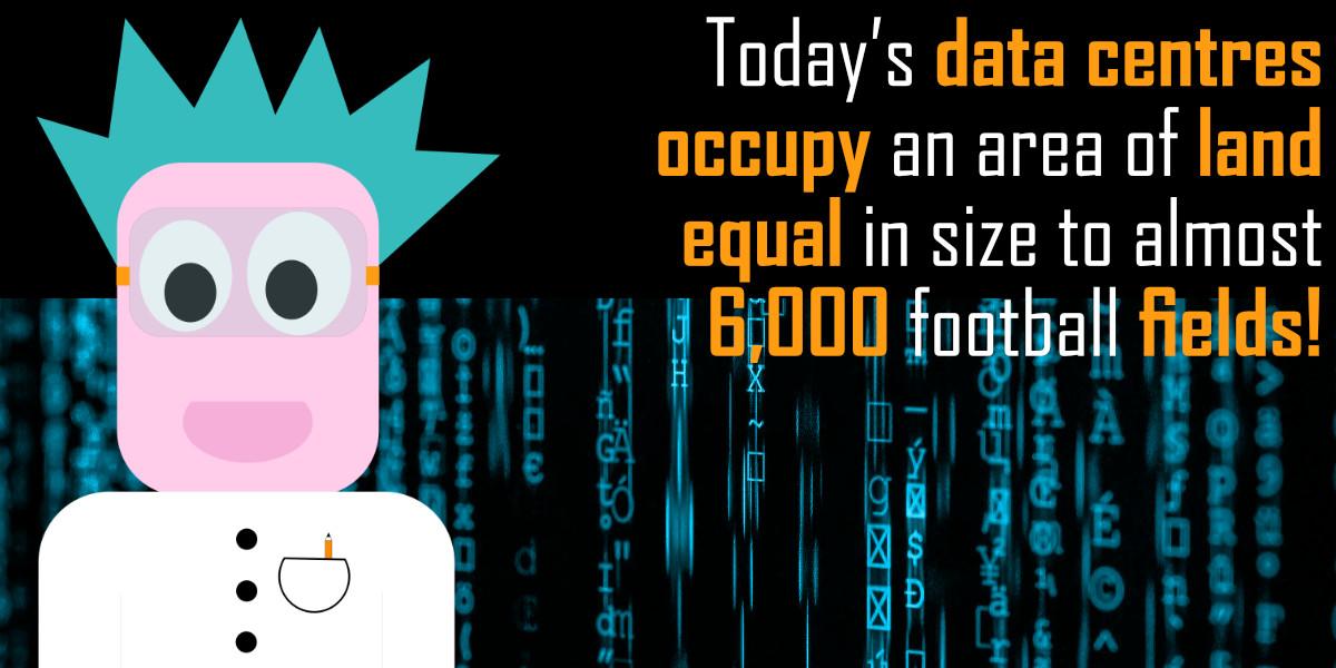 Data centre fact