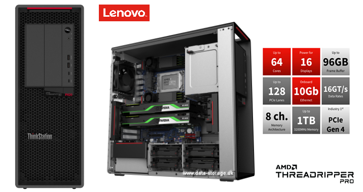 Lenovo ThinkStation P620 features